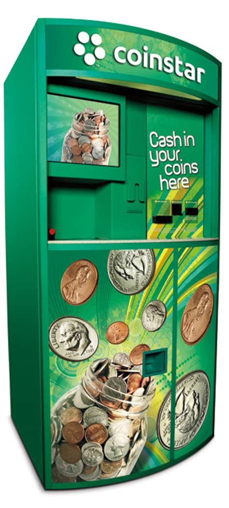 Brand New: Coinstar, More Coin less Star