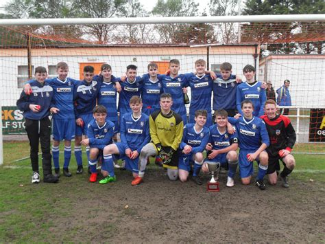 Competitions - NWCFA Under 16's Cup - NWCFA Under 16's Cup