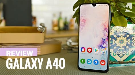 Samsung Galaxy A40 review - YouTube