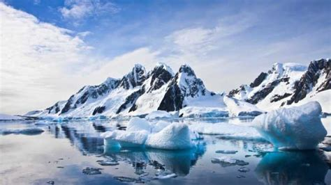 What Would The Earth Look Like If All The Ice Melted