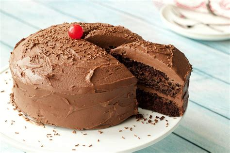 Gluten-Free Chocolate Cake With Coconut Oil, Chocolate