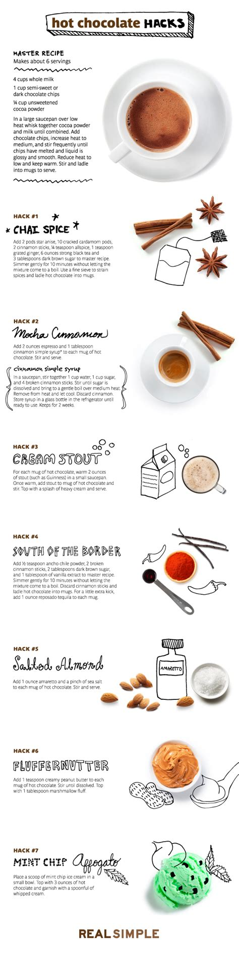 7 Ingenious Hacks to Make Hot Chocolate Even Better   Real