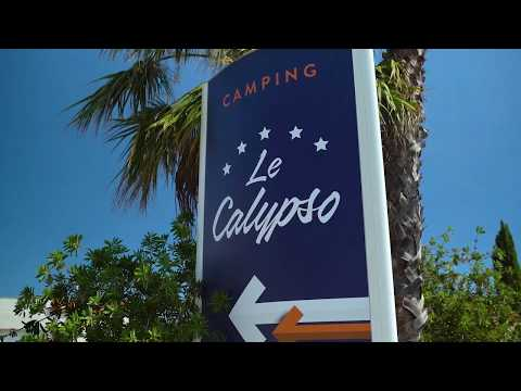 Camping Le Calypso in Languedoc-Roussillon