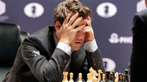 Chess Grandmaster Storms Out Of Press Conference After