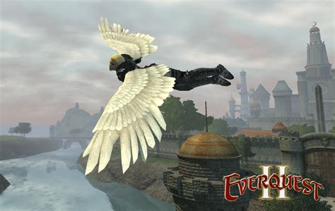 New Marketplace Items: Wings and more! | EverQuest II