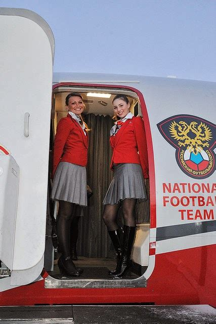 Airlines 400 (Red Wings) ~ World stewardess Crews