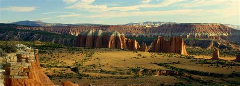 Cathedral Valley - Capitol Reef National Park (U