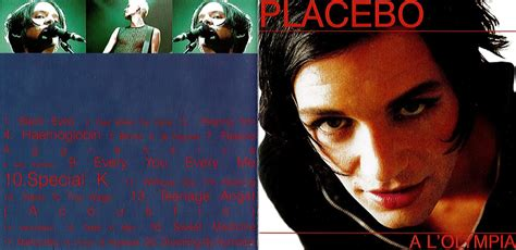 PLACEBO – A L'OLYMPIA / OLYMPIA 2000 – ACE BOOTLEGS