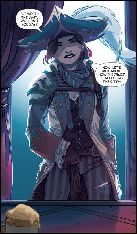 Surrender at 20: Fortune Smiles: Miss Fortune Comic