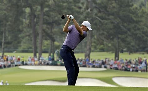 10 Years of Champions at the Masters Golf Tournament