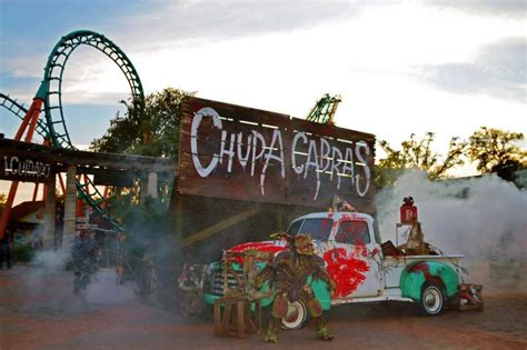 A ghoulish guide to the most fright-tastic attractions in