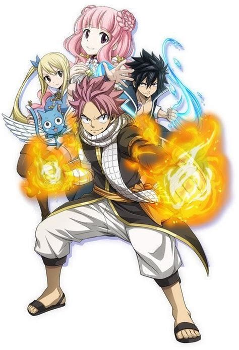'Fairy Tail' to Get Action RPG Game