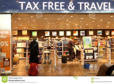 Duty Free Shop Editorial Photography - Image: 26037257