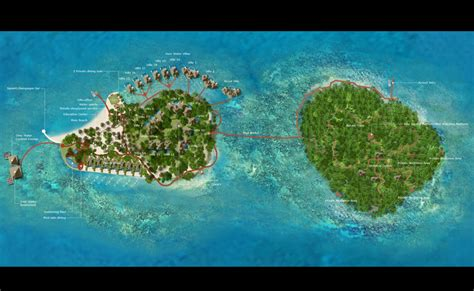 Projects Cambodia: Koh Song Saa resort