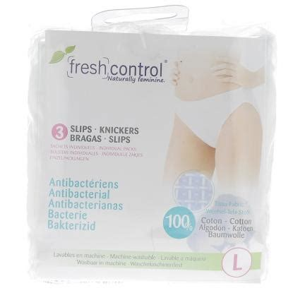 slip fresh control - Incontinence Adulte