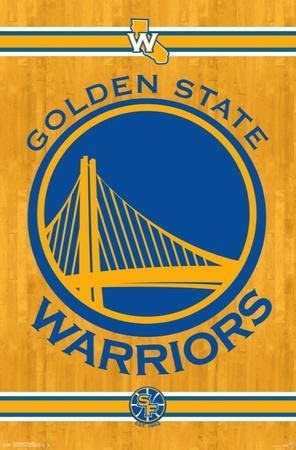 Golden State Warriors - Logo 14 Posters at AllPosters