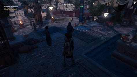 Assassin's Creed Odyssey: A Night To Remember (Walkthrough)