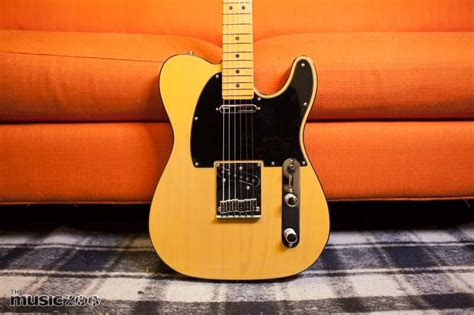Fender American Ultra Telecaster Review! | The Music Zoo