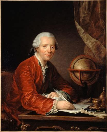 """""""Jean Le Rond d'Alembert"""" by Catherine Lusurier (1777"""