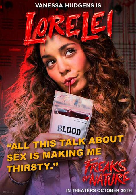 Vanessa Hudgens and Ed Westwick Are Freaks of Nature in