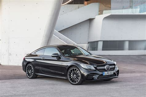 2018 Mercedes-AMG C 43 4MATIC Coupe - Images