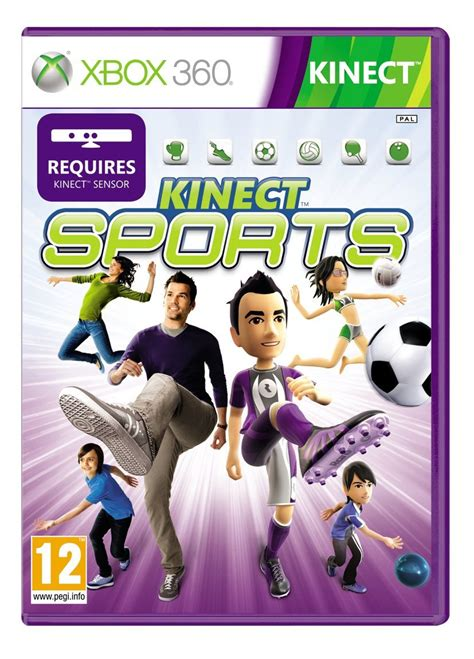 Kinect Sports - XBOX 360 - Jeux Torrents