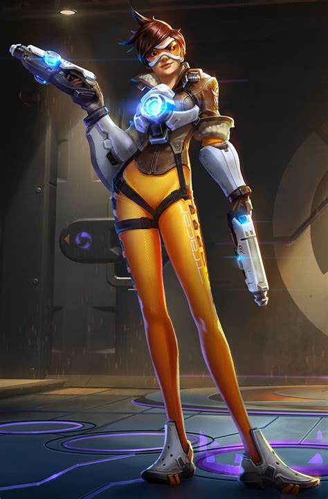 Tracer - Liquipedia Heroes of the Storm Wiki
