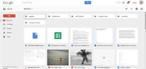 Google Drive Gets A Shiny New Interface On The Web