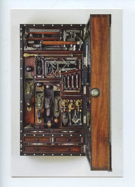 Virtuoso: The Tool Cabinet and Workbench of Henry O