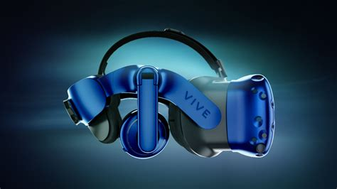 HTC's Vive Pro headset will retail for a steep $799, and