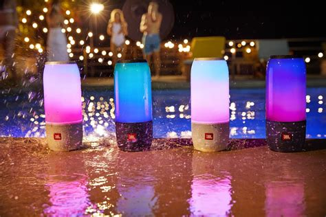 The JBL Pulse 3 speaker is a holiday party-must have
