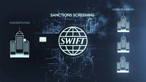 SWIFT Extends Sanctions Screening To Support All Financial
