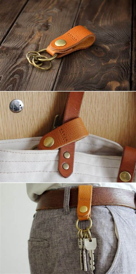 Sophisticated Panache: Awesome Projects Made From Leather