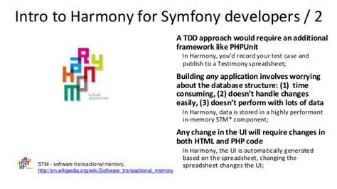 Harmony: what is it, how does it work, best practices