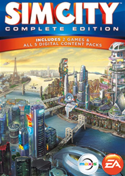 SimCity Complete Edition | SimCity | FANDOM powered by Wikia