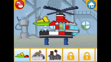 LEGO Juniors Create & Cruise HD Kids games and apps - YouTube
