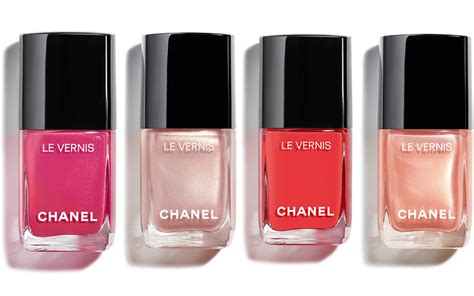 Chanel Le Blanc 2019 Collection - Beauty Trends and Latest