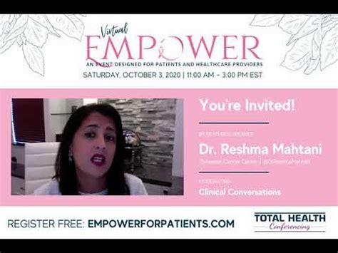 Empower Meeting Invite   Dr