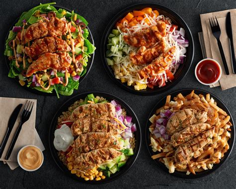 Poulet Rouge (Place Ste-Foy) Delivery | Quebec City | Uber