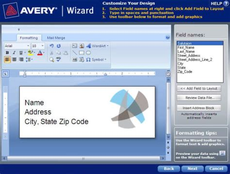 Avery Templates in Microsoft Word | Avery