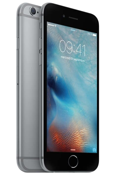 iPhone Apple IPHONE 6S 16GO GRIS SIDERAL - IPHONE 6S