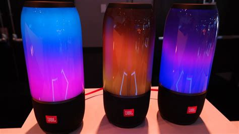 JBL Pulse 3 may be the coolest new Bluetooth speaker at
