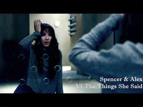 Spencer & Alex Drake (+Toby) - All The Things She Said
