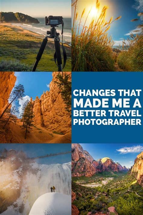 Travel Photography Simplified: 4 Changes that Made me a