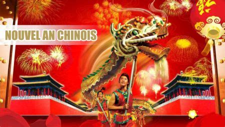 Date du Nouvel an chinois 2018, 2019, 2020, 2021