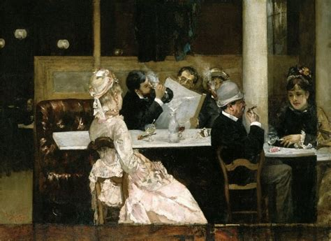 Cafe Paintings (19th and 20th centuries) ~ Blog of an Art