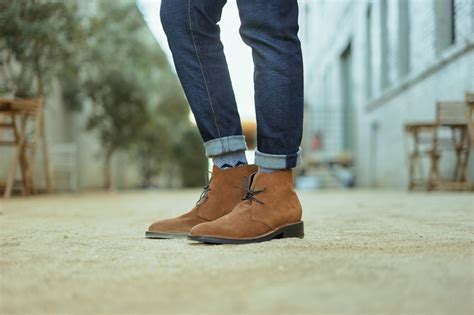 Summer Stylin': Hands-On With Thursday Boots' Scout Chukka