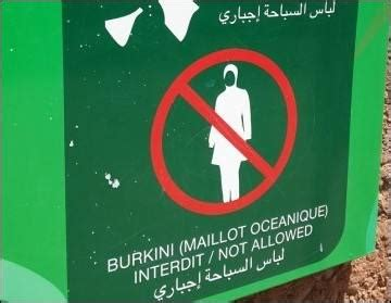 Ban the Burqa, Allow the Burkini By DANIEL PIPES - Yonkers
