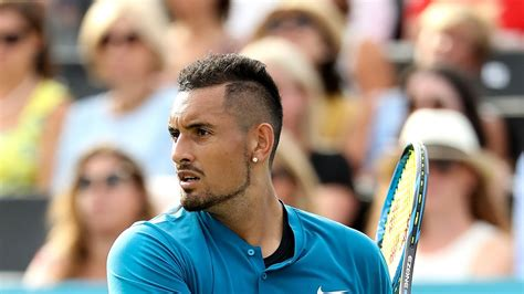 Nick Kyrgios fined over 'inappropriate behaviour' at Queen