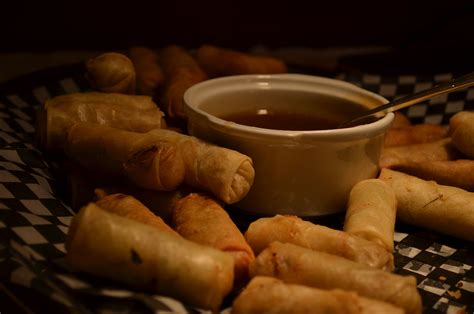 spring roll - Wiktionary
